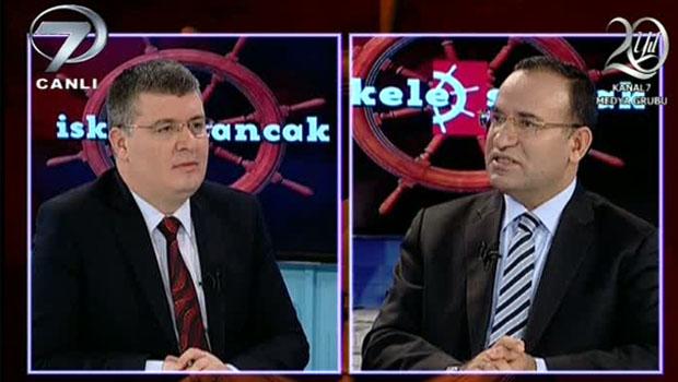 Adalet Bakanı Bozdağ'dan Zabıt Katibi Açıklaması