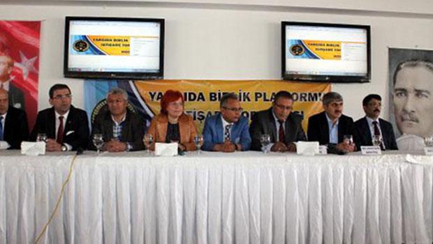 Yargıda Birlik Platformu, HSYK adaylarını açıkladı