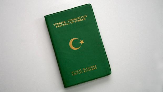 Adalet Büro Sen'den yeşil pasaport atağı