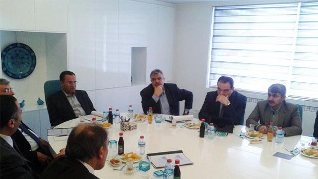 Adalet Bakanı Bekir Bozdağ'dan Adalet Akademisi ziyareti